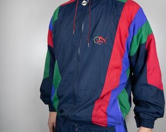 Puma track jacket   Etsy