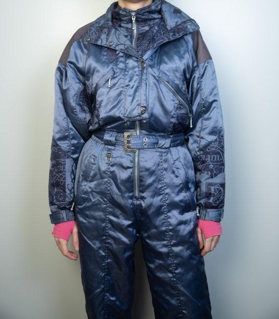 Vintage TRESPASS Ski Suit   Multi color Ski Suit  