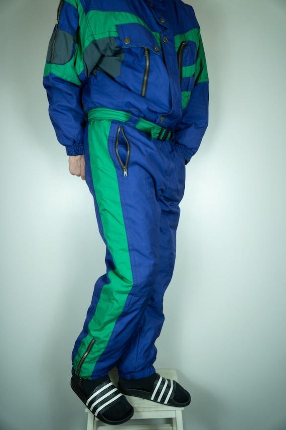 Pro Line Urban Athlet Masterclub 1923 Proline Ski Suit Vintage