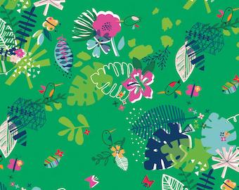 Dashwood fabric cotton club tropicana