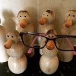 Glasses spectacle holder