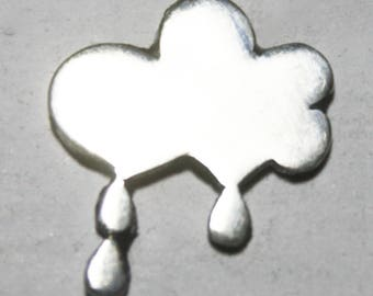 Rain Cloud necklace