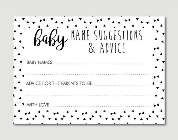Gender Neutral Baby Shower Games Printable Baby Shower Ideas Etsy
