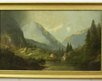 The half Dome, Yosemite