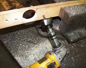 Drill Chuck for 5/8-11 Angle Grinder