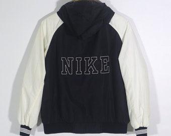 nike hoodie old school