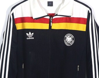 adidas germany retro jacket