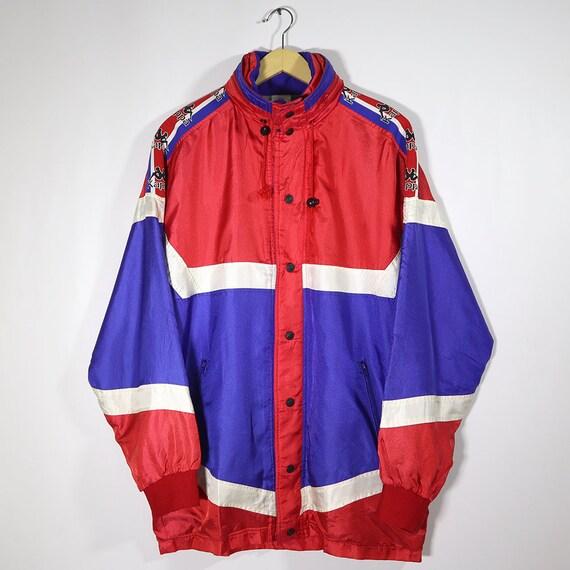 KAPPA Vintage 90s KAPPA Winter Coat Hoodie Jacket