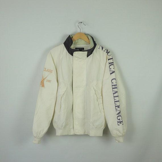Vintage NAUTICA CHALLENGE J-Class Jacket / Nautica