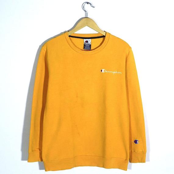 Vintage 90s CHAMPION Sweatshirt // Pullover Sweate