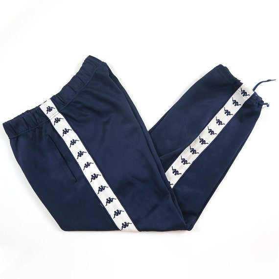 Vintage 90s KAPPA Trackpants / KAPPA Track Pants /