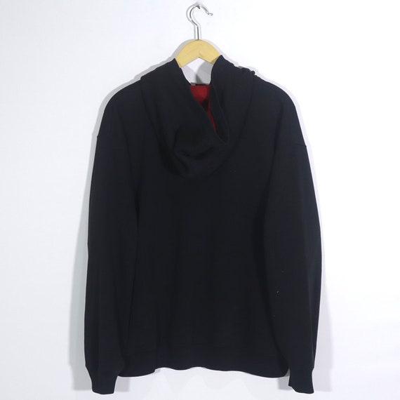 Vintage 90s VANS Hoodie Sweatshirt Pullover / Ret… - image 4