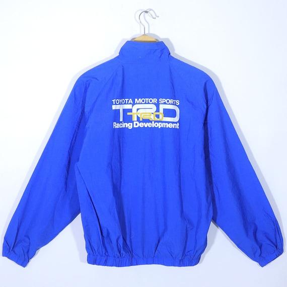 Rare Vintage 80s 90s TOYOTA TRD // Toyota Motor Sp