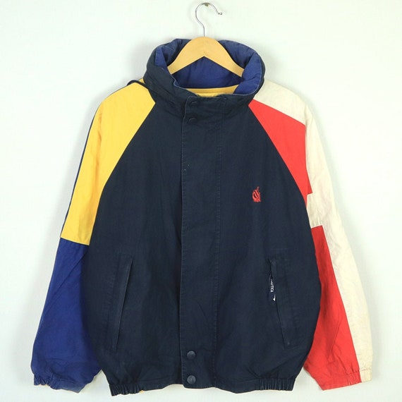 Vintage NAUTICA REVERSIBLE Jacket / Nautica Sailin