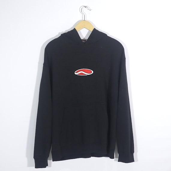 Vintage 90s VANS Hoodie Sweatshirt Pullover / Ret… - image 1