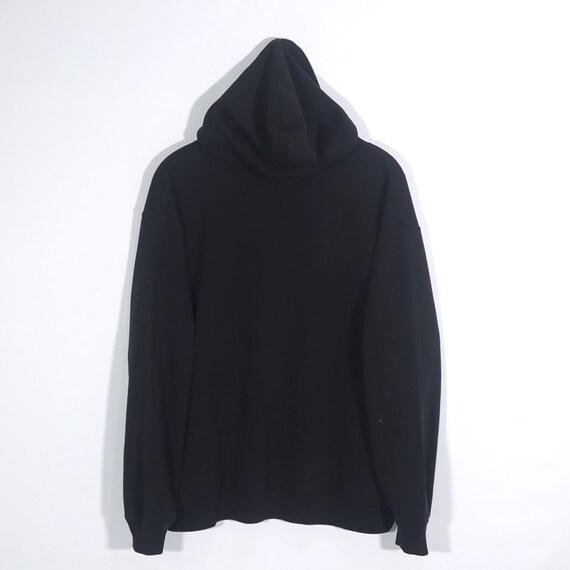 Vintage 90s VANS Hoodie Sweatshirt Pullover / Ret… - image 3