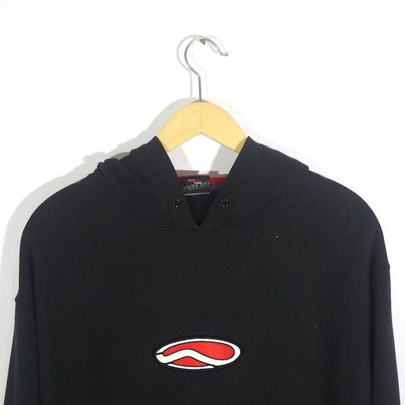 Vintage 90s VANS Hoodie Sweatshirt Pullover / Ret… - image 2