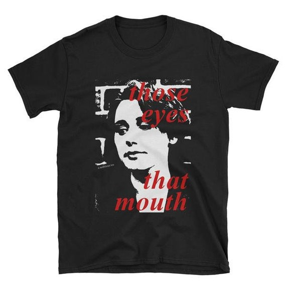 That Mouth Cocteau Twins Those Eyes limited original design tribute t-shirt