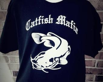 Black Catfish hoodie hooded sweatshirt