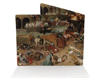 Tyvek Paper Slim Wallet, Bruegel