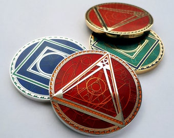 Holocron Duality Coin