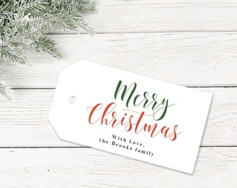 gift tag template etsy