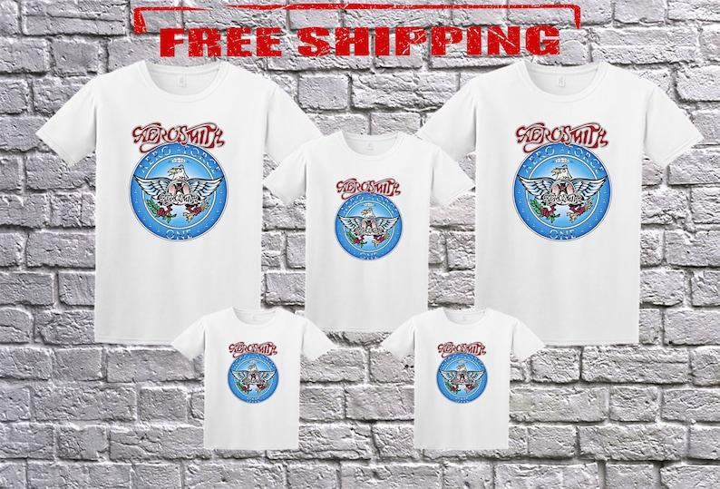 3e1b7528 Wayne's World Garth Aerosmith T-shirt Halloween Costume | Etsy