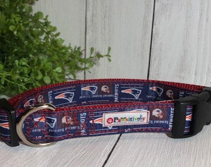 New England Patriots, Dog Collar