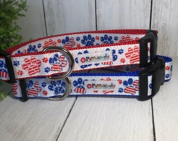American Paw Dog Collar, Optional Matching Leash