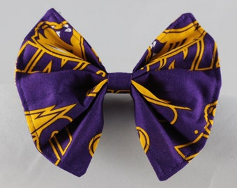Pet Bow UNI Panthers