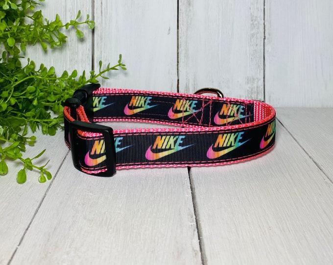 "Nike Dog / Pet Collar 1"""