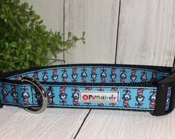 Dr Seuss, Dog Collar