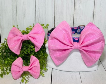 Valentine's Day Bow / Bow Tie for Pet Collar