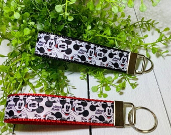 Mickey Mouse Key Chain Listing
