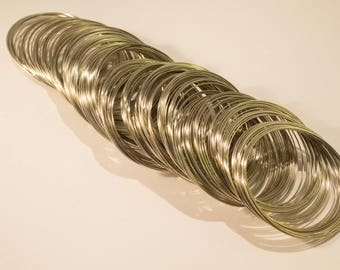 Wire shape memory 20 rounds, diameter 5.5 cm