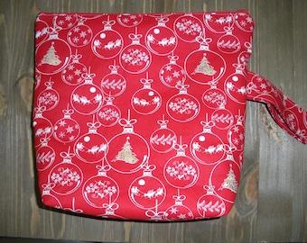 Christmas Project Bag
