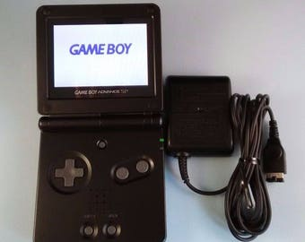 GBA Sp 101 - Pick A Color Refurbished Nintendo Game Boy Advance Sp  AGS-101 BRIGHTER Backlit Screen Mix and Match