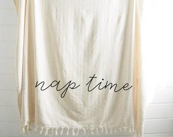 Nap Time Blanket
