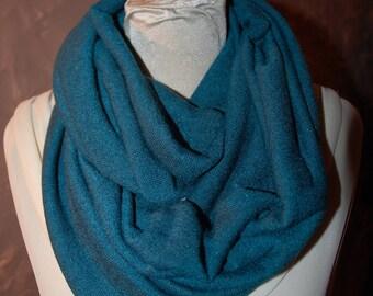 Collar woolen scarf