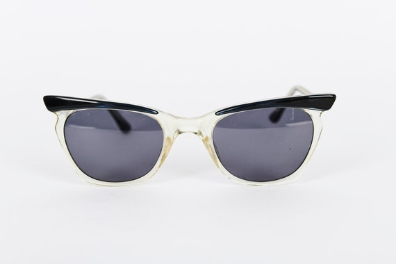 Genuine Vintage 1950s Cateye Sunglasses