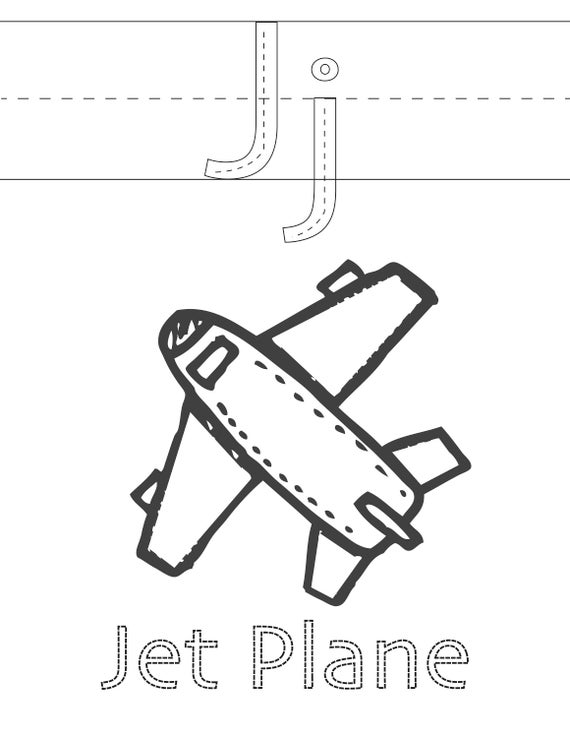 Montessori Kids Transportation Coloring Pages Etsy