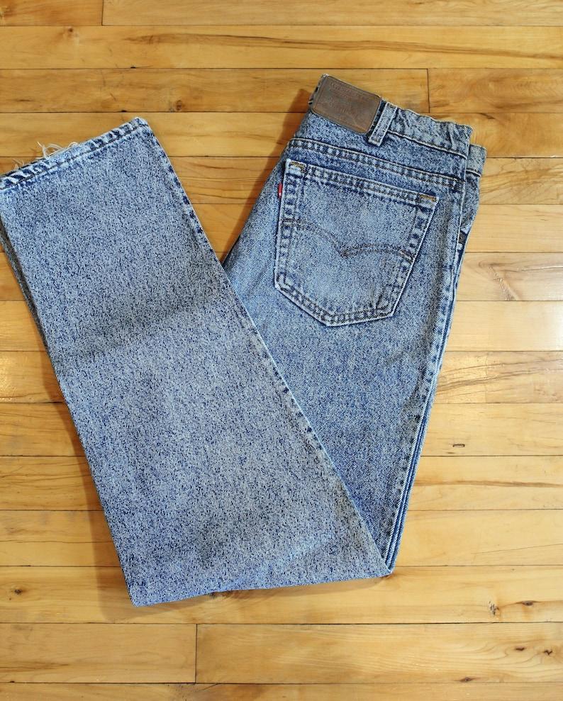 95655bfc14b Levi Jeans 540/waist 34 inches/vintage straight leg   Etsy