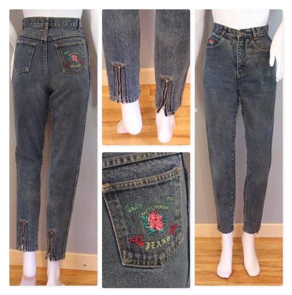 Detalles De Jordache Cintura Elastica Pantalones Jeans Ajustados De Vaquero Oscuro Del Nino Ninas 2t Ver Titulo Original