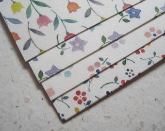 Origami Paper - Florals