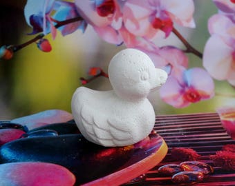 little duck to paint plaster