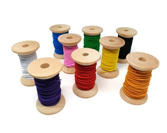 1mm elastic wire