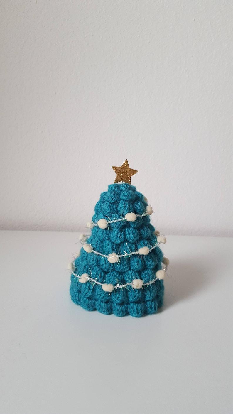 Albero Di Natale Alluncinetto Etsy