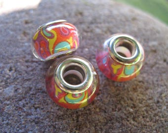 resin charms beads