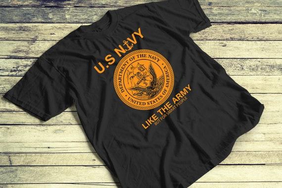 US Navy T-Shirt Navy Veteran Tee Shirt Navy