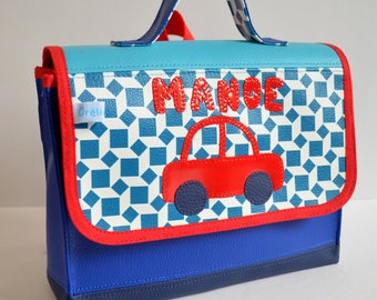 Native Briefcase, custom nursery bag